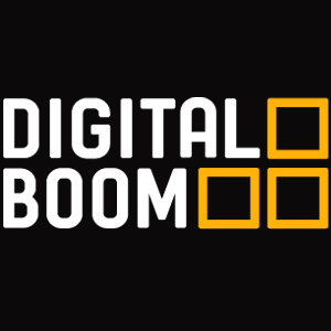 Digital Boom logo