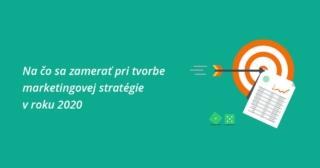 Marketingové stratégie 2020, terč so šípom a hracími kockami
