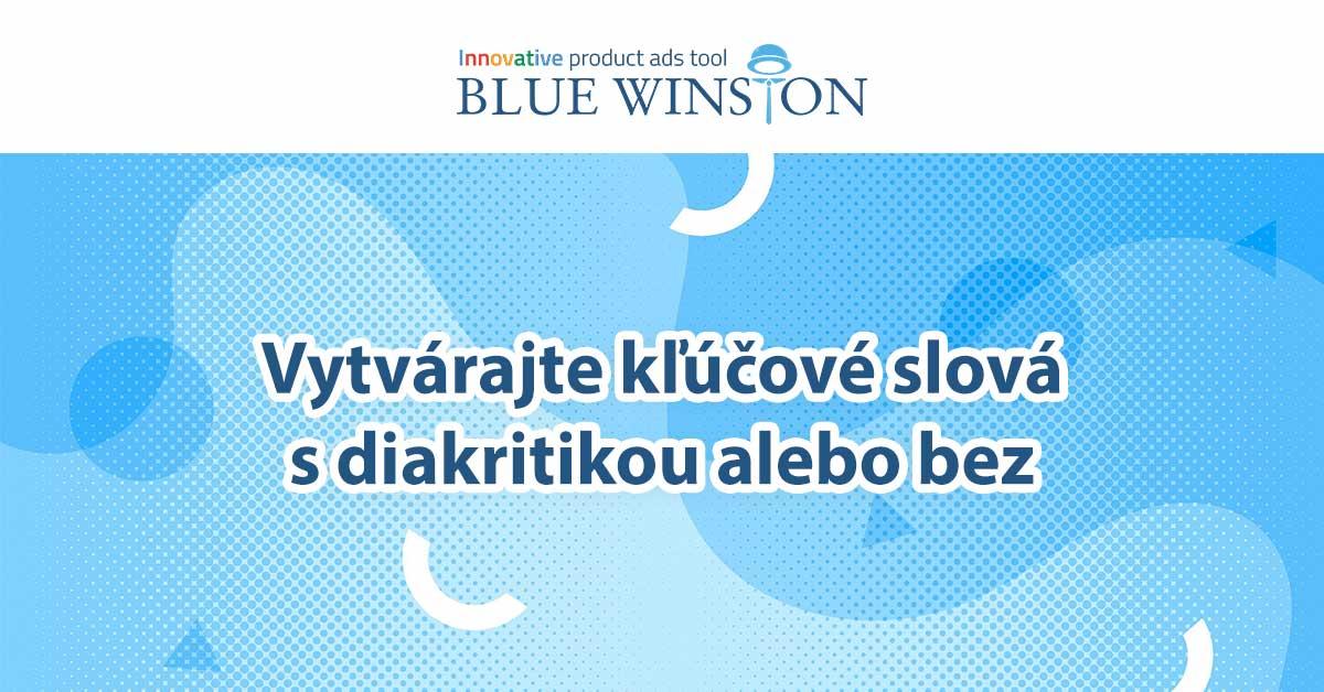tvorba klucovych slov BlueWinston
